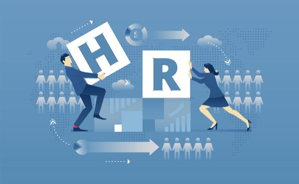 6 main functions of HR